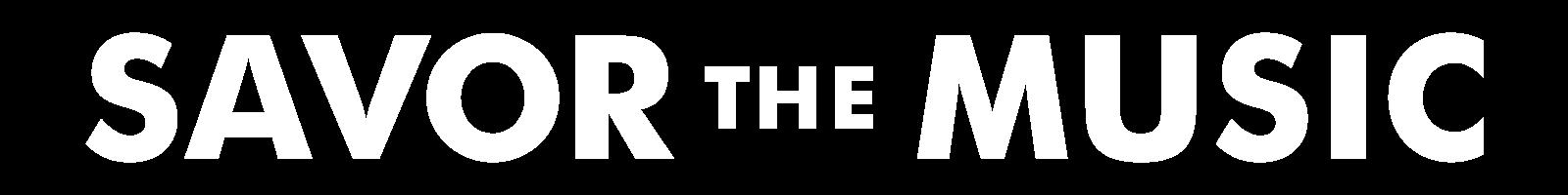 Savor the Music logo
