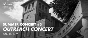 Summer Concert #3—Outreach Concert @ Our Lady of Guadalupe