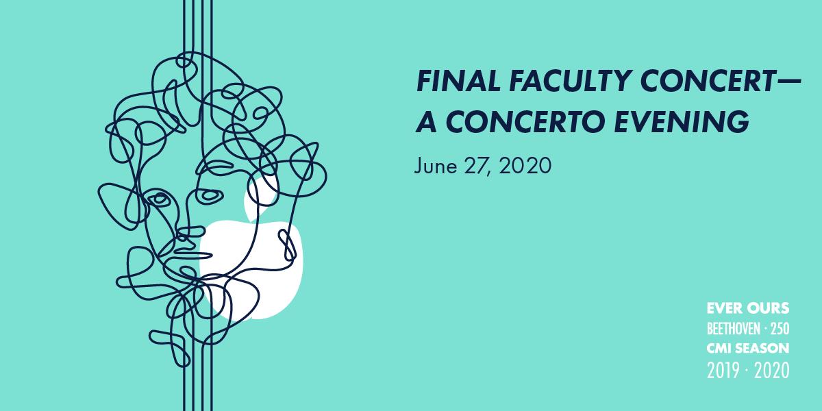 Final Faculty Concert—A Concerto Evening